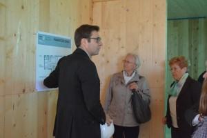Gli architetti spiegano la struttura